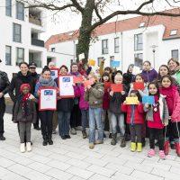KSG Hannover - Kinderaktion Spielstraße (Wiesenau) 2016-03-10