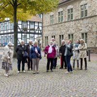KSG Hannover - Wiesenau Silbertour nach Rinteln (Stadtführung) 2017-09-27