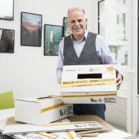 KSG Hannover - Sammelaktion Brillen und Hörgeräte (Dieter Berg