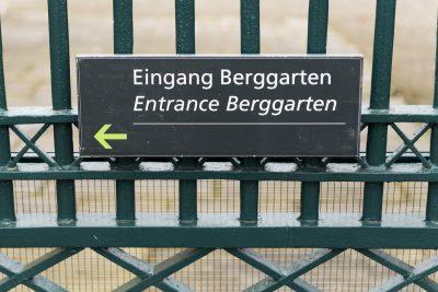 """KSG Hannover - WIN Silbertour Berggarten (""""Farbrausch der Tropen"""
