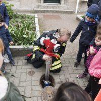 KSG Hannover - Wiesenau Leseclub: Feuerwehr zu Gast 2019-04-03