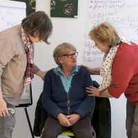 KSG Hannover - Wiesenau: Erste-Hilfe-Kurs für die Ehrenamtlichen 2019-04-04