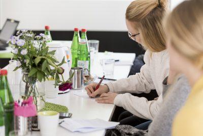 "KSG Hannover - WIN ""Linga-Woche"" - Studenten erarbeiten Ideen zu"