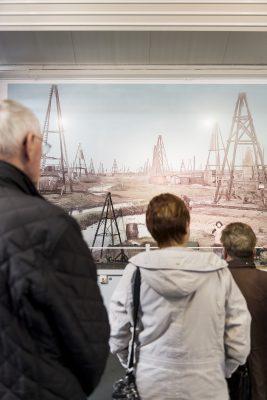 KSG Hannover - WIN-Ausflug Erdölmuseum Wietze + Spargelhof Heue