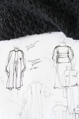 KSG Hannover - Wiesenau Strick- und Fashionprojekt (Teresa Kimst