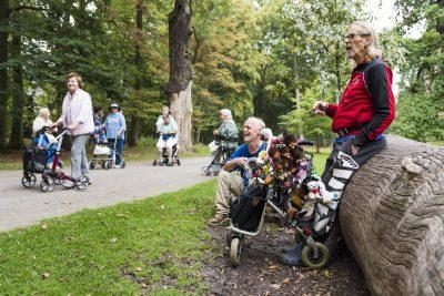 KSG Hannover - Wiesenau Mini-Silbertour Tiergarten Hannover 2019