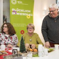 KSG Hannover - Wiesenau Advents-Kaffee-Nachmittag 2019-12-01