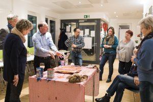 """KSG - Wiesenau: Finissage der Ausstellung """"Bunte Bilder"""" 2020-02-25"""